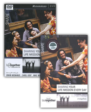 Sharing Your Life Mission Every Day Group Kit   -