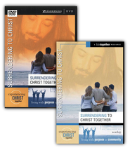 Surrendering To Christ Together Starter Kit   -