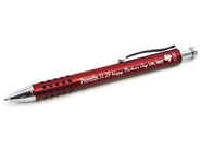 Personalized, Red Metal Mother's Day Pen With Grip   -