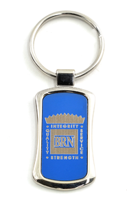 Bott Radio Network Keychain, Blue   -