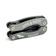 Personalized, Eagle Gray Multi Tool   -