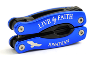 Personalized, Eagle Blue Multi Tool   -