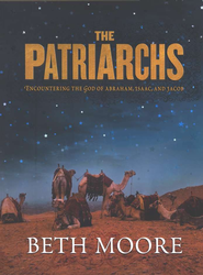 The Patriarchs: Encountering the God of Abraham, Isaac, and  Jacob, Member Book   -     By: Beth Moore
