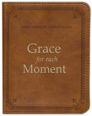 Grace for Each Moment Devotional Book  -