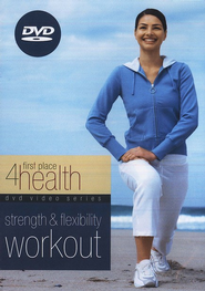 First Place 4 Health Strength & Flexibility Workout DVD   -     By: First Place 4 Health