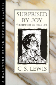 Surprised by Joy: The Shape of My Early  Life  -              By: C.S. Lewis