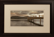 I Lift My Eyes to the Hills Framed Print  -              By: Assaf Frank