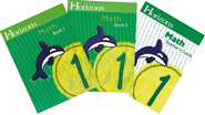 Horizons Math, Grade 1, Complete Set   -     By: Math