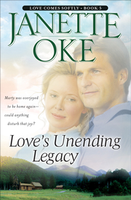 Love's Unending Legacy / Revised - eBook Love Comes Softly Series #5  -     By: Janette Oke