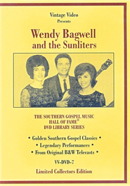 Hall of Fame, Volume 7, DVD   -     By: Wendy Bagwell, The Sunliters