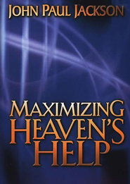 Maximizing Heaven's Help, 4 CD set   -     By: John Paul Jackson