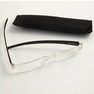 Reading Glasses, Black Bows, 1.00 Strength   -