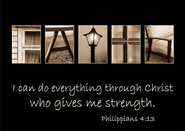 Faith Magnet  -