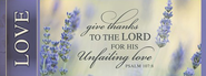 Give Thanks to the Lord Magnet  -