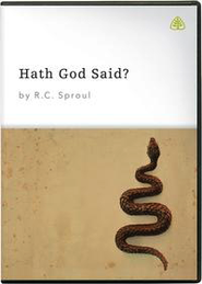 Hath God Said DVD COllection 2-DVD  -              By: R.C. Sproul