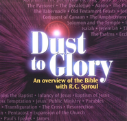 Dust to Glory: An Overview of the Bible with R.C. Sproul CD - Slightly Imperfect  -