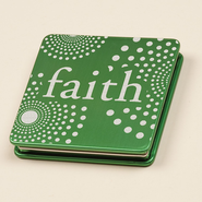 Faith, Mirror Compact  -