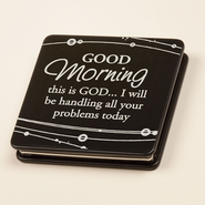 Good Morning, Mirror Compact  -