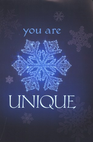 You Are Unique, Pack of 25 Tracts   -     By: Ted Griffin