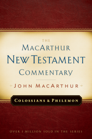 Colossians and Philemon: The MacArthur New Testament Commentary - eBook  -     By: John MacArthur