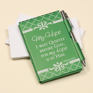 My Hope Memo Holder  -