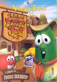The Ballad of Little Joe, VeggieTales DVD   -