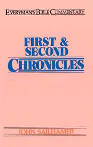 First & Second Chronicles- Everymans Bible Commentary - eBook  -     By: John H. Sailhamer