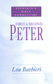 First & Second Peter- Everyman's Bible Commentary - eBook  -     By: Louis Barbieri