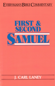 First & Second Samuel- Everyman's Bible Commentary - eBook  -     By: Carl Laney