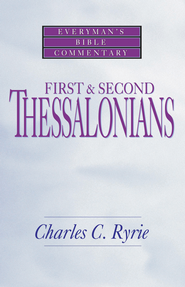 First & Second Thessalonians- Everyman's Bible Commentary - eBook  -     By: Charles C. Ryrie