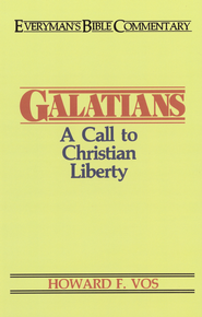 Galatians- Everyman's Bible Commentary - eBook  -     By: Howard Vos