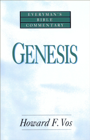 Genesis- Everyman's Bible Commentary - eBook  -     By: Howard Vos