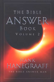 The Bible Answer Book, Volume 2  -     By: Hank Hanegraaff
