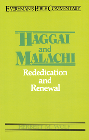 Haggai & Malachi- Everyman's Bible Commentary - eBook  -     By: Herbert Wolf