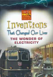 Inventions That Changed Our Lives: Electricity DVD  -