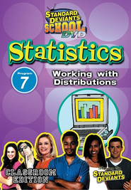 Statistics Module 7: Working with Distributions DVD  -