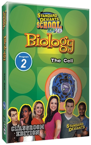 Biology Module 2: The Cell DVD  -