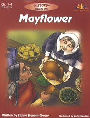 Mayflower, Grades 1-4   -     By: Elaine Hansen Cleary