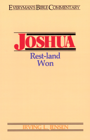 Joshua- Everyman's Bible Commentary - eBook  -     By: Irving L. Jensen