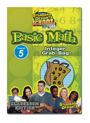 Standard Deviants School Basic Math Module 5:  Integer Grab Bag DVD  -