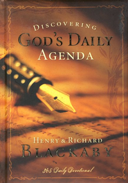 Discovering God's Daily Agenda - Slightly Imperfect  -