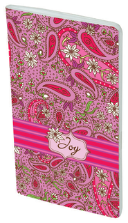 Paisley Pocket Notebook, Joy  -