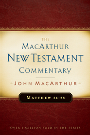 Matthew 24-28: The MacArthur New Testament Commentary - eBook  -     By: John MacArthur