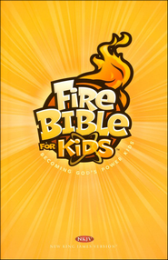 Fire Bible for Kids, Case of 10   -