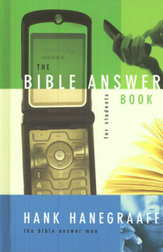 The Bible Answer Book for Students  -     By: Hank Hanegraaff