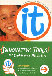 IT: Innovative Tools for Children's Ministry CDROM  -