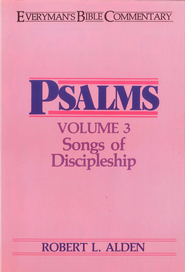 Psalms Volume 3- Everyman's Bible Commentary - eBook  -     By: Robert Alden