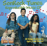 SonRock Tunes Reproducible Music CD  -