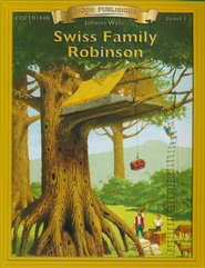 Swiss Family Robinson   -              By: Johann Wyss
