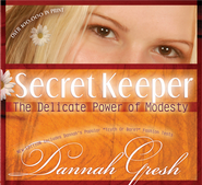 Secret Keeper: The Delicate Power of Modesty - eBook  -     By: Dannah Gresh